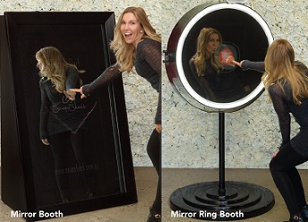 MIRROR PHOTO BOOTHS